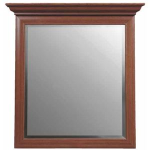 KENT, zrcadlo ELUS 102, kaštan