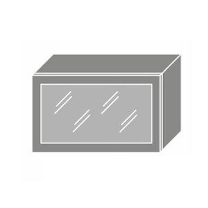 QUANTUM, skříňka horní prosklená W4bs 60 MDF, jersey