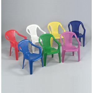 Dětská židlička BAMBINI, barva: ...