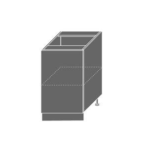 EMPORIUM, skříňka dolní D1D 50, korpus: bílý, barva: white