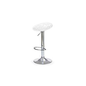 Barová židle ZH-56, bílá