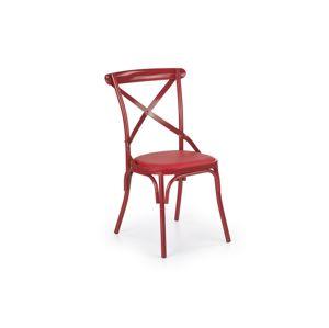 Židle K-216, červená