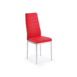 Jídelní židle K-70 C-NEW, červená