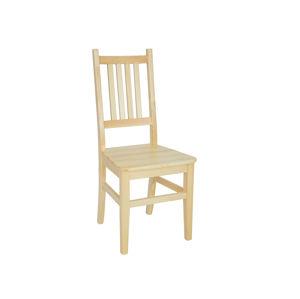 Jídelní židle KT108, masiv borovice, moření: …