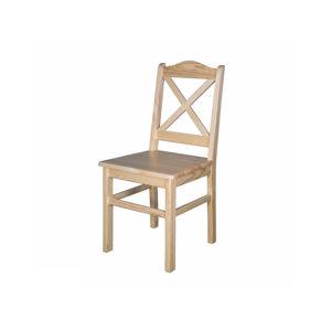 Jídelní židle KT113, masiv borovice, moření: …