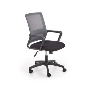 Kancelářská židle MAURO, černo-šedá