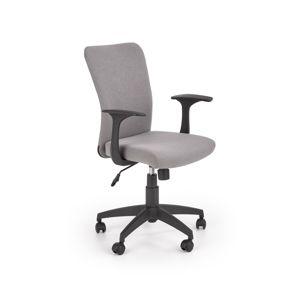 Dětská kancelářská židle NODY, šedá