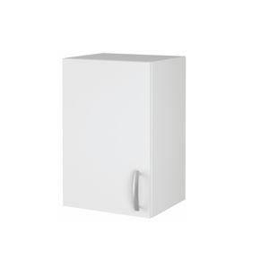NOVA, skříňka horní 40 cm, bílá, skříňka horní 40 cm, bílá