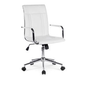Kancelářská židle PORTO 2, bílá