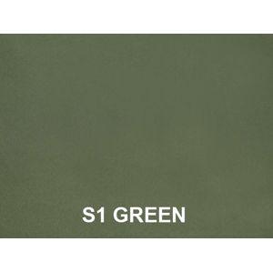 Sedák - látka S1 typ mikroplyš, zelená látka DOPRODEJ