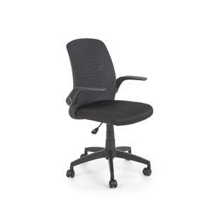 Kancelářská židle SECRET, černá