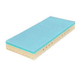 Matrace SUPER FOX BLUE Wellness 90x200x22 cm, 1+1 ZDARMA