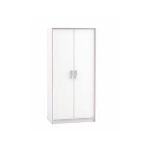 SWITCH, skříň 2D, bílá/růžová nebo modrá, skříň 2D, bílá/růžová nebo modrá