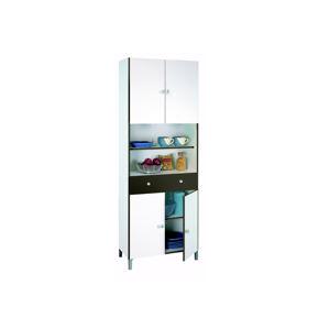 TANGO, kuchyňská skříňka, bílá/čedič, kuchyňská skříňka, bílá/čedič