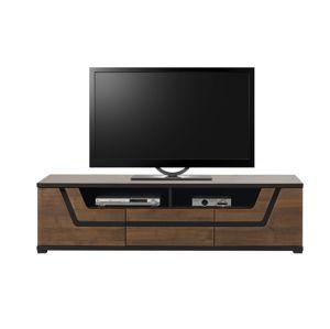 TS 1 - TESS, televizní stolek RTV TS 1, ořech