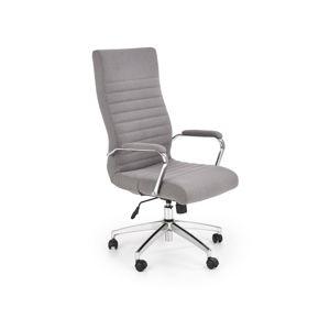 Kancelářská židle VETTEL, tmavě šedá