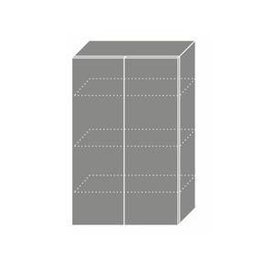 EMPORIUM, skříňka horní W4 60, korpus: lava, barva: white