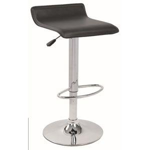 Barová židle KROKUS A-044, černá