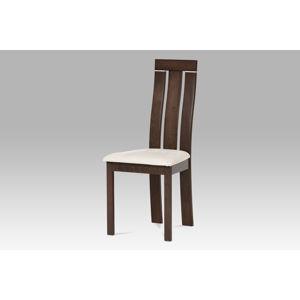 Jídelní židle BC-3931 WAL, ořech