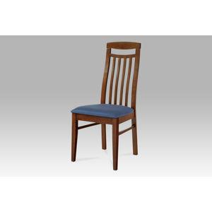 Dřevěná židle BE810 BR hnědá BEZ SEDÁKU