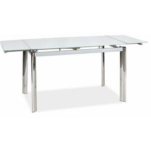 Jídelní stůl GD-020 rozkládací, bílá