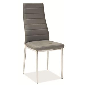 Jídelní židle H-261, šedá