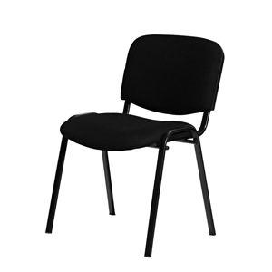 Konferenční židle VISI, černá