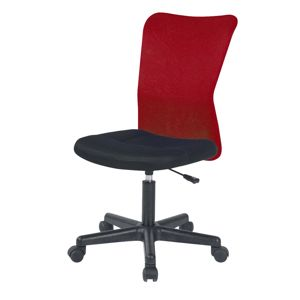 Kancelářská židle MONACO, červená barva