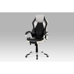 Kancelářská židle šedá KA-G277 GREY