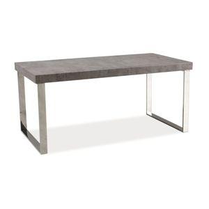 Konferenční stolek ROSA, šedý beton