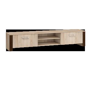 Televizní stolek velký HUGO, barva:
