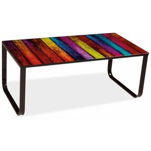 TAXI II motiv plot, konferenční stolek