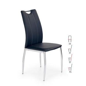 Židle K-187, černá