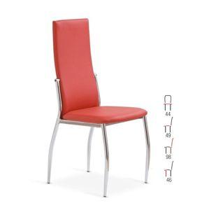 Židle K-3, červená